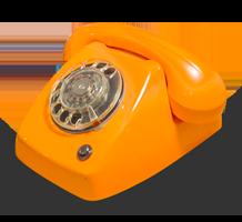 Breinplaats - Domus Locus - oude telefoon