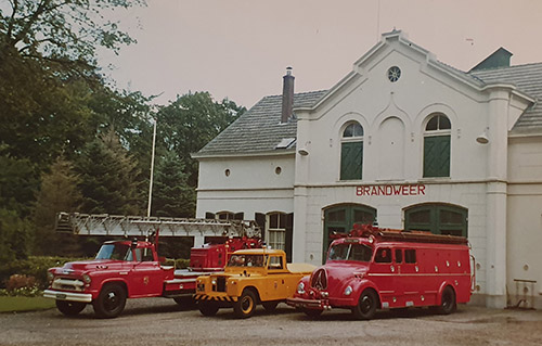 Kennisoverdracht - Brandweer gemeente Renkum 2 - Brein Plaats