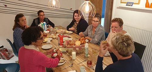 Kennisoverdracht - Workshop Zorgmedewerkers - Lunch - Brein Plaats